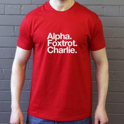 Aberdeen FC: Alpha Foxtrot Charlie