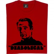 "Alan Hansen ""Diabolical"" T-Shirt"