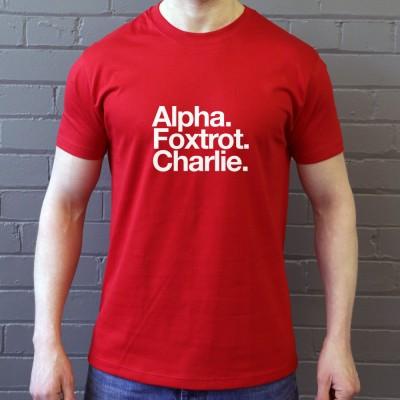 Alpha Foxtrot Charlie