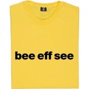 """Barnet """"Bee Eff See"""" T-Shirt"""