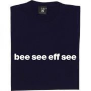 "Birmingham City ""Bee See Eff See"" T-Shirt"