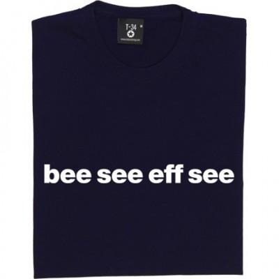 """Birmingham City """"Bee See Eff See"""""""