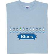 Birmingham City Classic Table Football T-Shirt