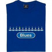 Birmingham City Table Football T-Shirt