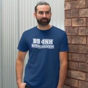 Birmingham City Postcode T-Shirt