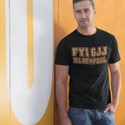 Blackpool Postcode T-Shirt