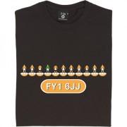 Blackpool Table Football T-Shirt