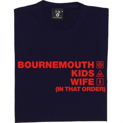 Bournemouth Kids Wife (In That Order)