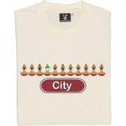 Bradford City Table Football T-Shirt