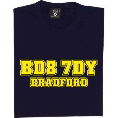 Bradford City Postcode
