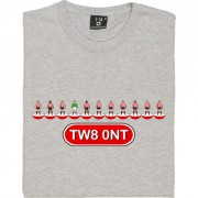 Brentford Table Football T-Shirt