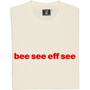 "Bristol City ""Bee See Eff See"" T-Shirt"
