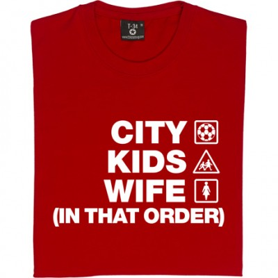 City Kids Wife (In That Order)