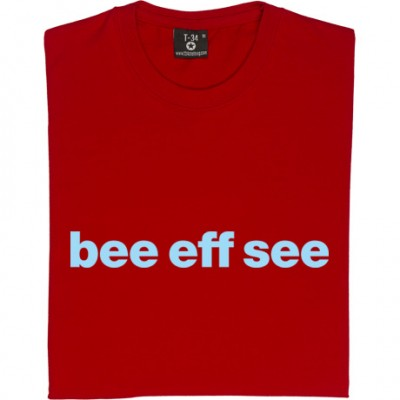 "Burnley ""Bee Eff See"""