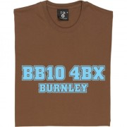 Burnley Postcode T-Shirt