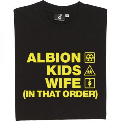 Albion Kids Wife (In That Order)