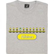 Burton Albion Table Football T-Shirt