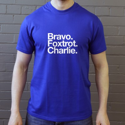 Bury Football Club: Bravo Foxtrot Charlie