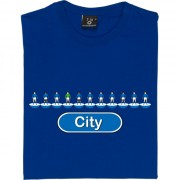 Cardiff City Table Football T-Shirt