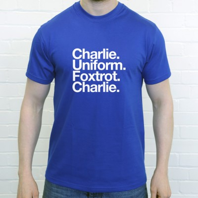Carlisle United FC: Charlie Uniform Foxtrot Charlie