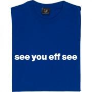 "Carlisle United ""See You Eff See"" T-Shirt"
