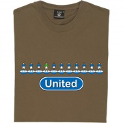 Carlisle United Table Football T-Shirt