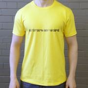 Norwich City: Carrow Road Coordinates T-Shirt