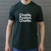 Celtic FC: Charlie Foxtrot Charlie T-Shirt