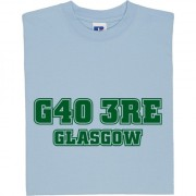 Celtic Postcode T-Shirt