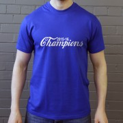 Leicester City: Champions 2015-16 T-Shirt