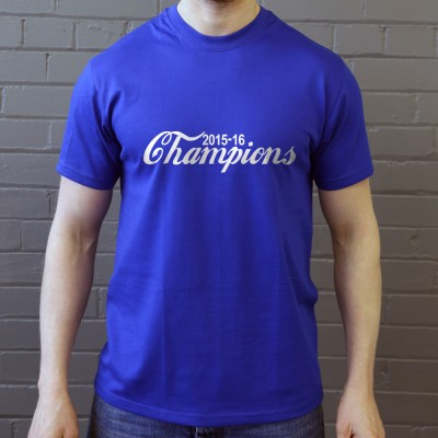 Leicester City: Champions 2015-16