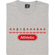 Charlton Athletic Table Football T-Shirt