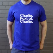Chelsea Football Club: Charlie Foxtrot Charlie T-Shirt