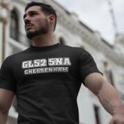 Cheltenham Town Postcode T-Shirt