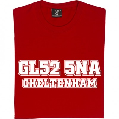 Cheltenham Town Postcode
