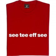 "Cheltenham Town ""See Tee Eff See"" T-Shirt"
