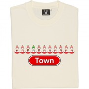 Cheltenham Town Table Football T-Shirt