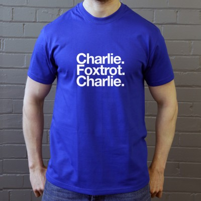 Chesterfield Football club: Charlie Foxtrot Charlie