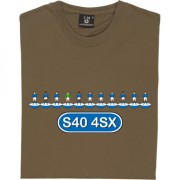 Chesterfield Table Football T-Shirt