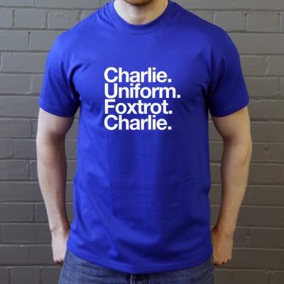 Colchester United: Charlie Uniform Foxtrot Charlie