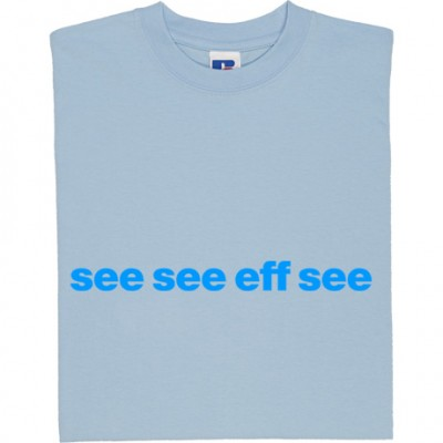 "Coventry City ""See See Eff See"""