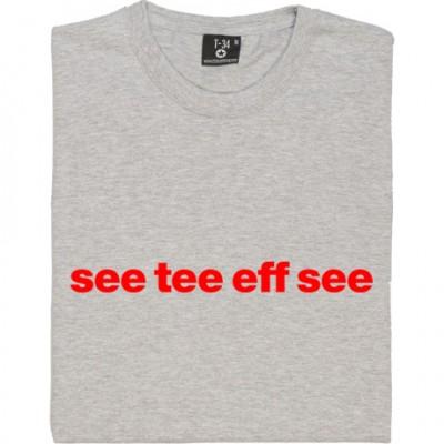 "Crawley Town ""See Tee Eff See"""