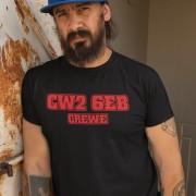 Crewe Alexandra Postcode T-Shirt