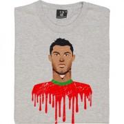 Cristiano Ronaldo Portrait T-Shirt