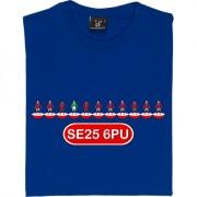 Crystal Palace Table Football T-Shirt
