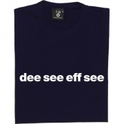 "Derby County ""Dee See Eff See"" T-Shirt"