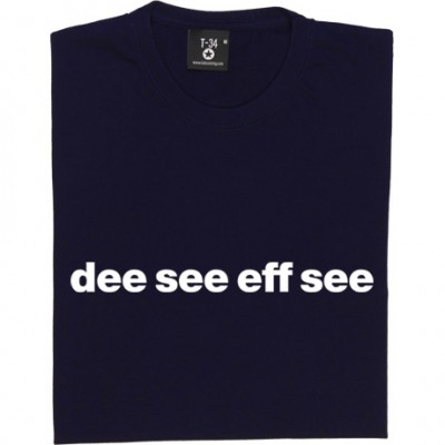 "Derby County ""Dee See Eff See"""