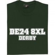 Derby County Postcode T-Shirt
