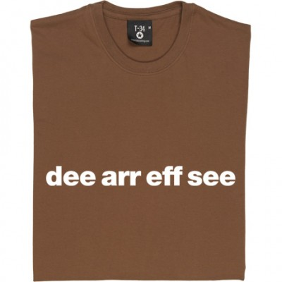 "Doncaster Rovers ""Dee Arr Eff See"""