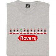 Doncaster Rovers Table Football T-Shirt
